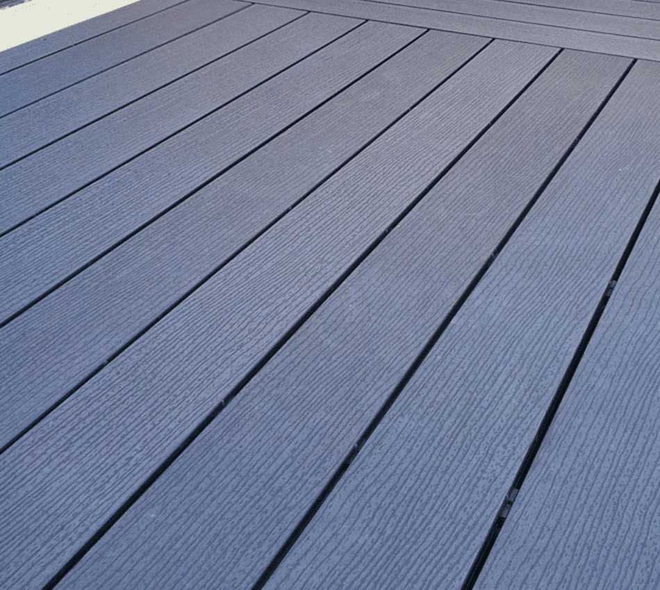 Futurewood a low maintenance timber alternative for Alternative to decking