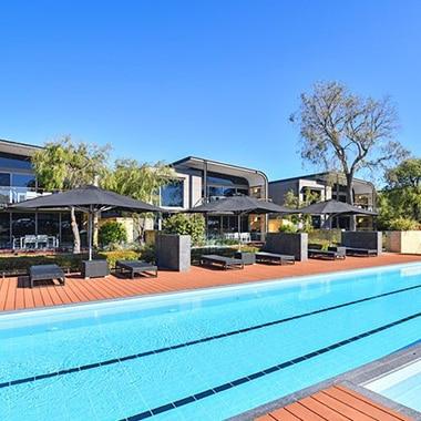 Busselton's Aqua Resort upgrade