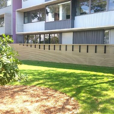 Futurewood Facade Cladding selected for Mowbray Public School build