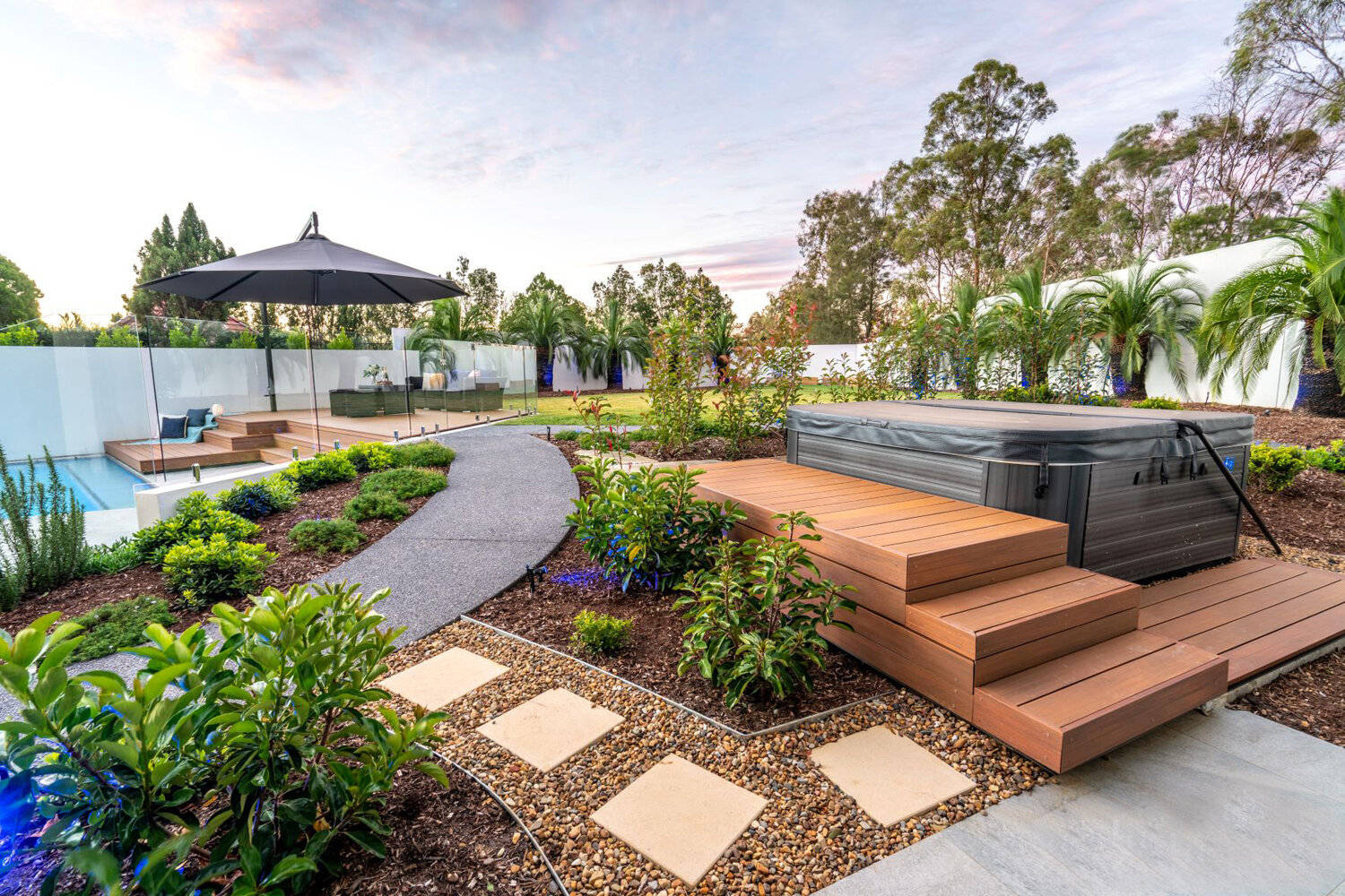 Futurewood's eco-friendly composite timber decking choices
